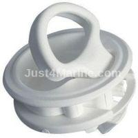 Plastic Nylon Flush Pull Latch - 60mm