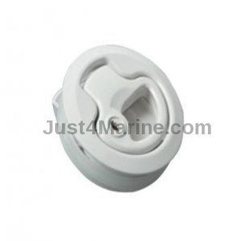 Plastic Nylon Flush Pull Latch Locking - 60mm