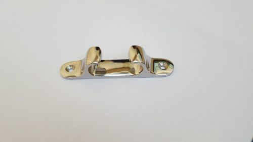 Fairlead / Straight Chock 316 Stainless Steel - 150mm 6