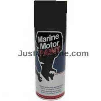 Mariner Engine Boat Gloss Spray Paint 400ml - Black
