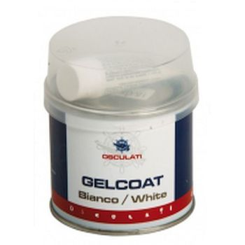 Gelcoat Boat Repair 4 in 1 White - 200g