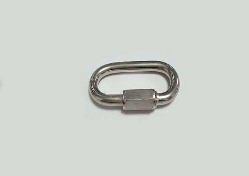 Carabina AISI 316 Stainless Steel 6mm Screw Opening