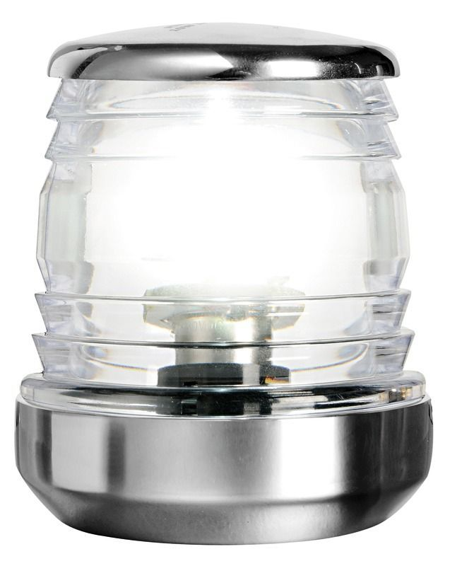Mast LED Head 360 Degree Navigation Light - Up To 20 Metres 316 Stainless S