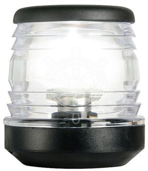Mast LED Head 360 Degree Navigation Light - Up To 20 Metres Black