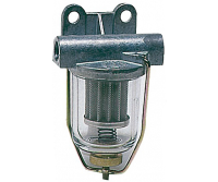 Fuel Filter with Clear Glass Tray - Max Flow 250LPH