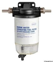 Water Petrol Fuel Separating Filter - 10 Micron Replaces Mercury