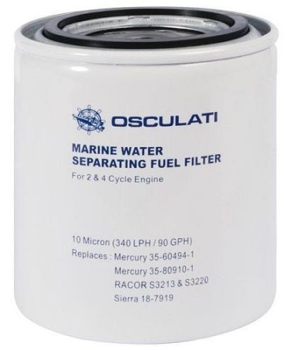 Water Petrol Fuel Separating Filter Cartridge - 10 Micron