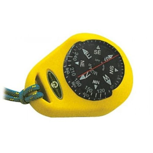 Mizar Compass with Soft Casing Impact Resistant Floating