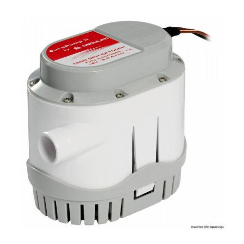 Europump Bilge Pump Automatic 24V - 128lpm