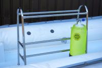 Dive Bottle Rack 316 Marine Stainless Steel - 6 Cylinder Bottle