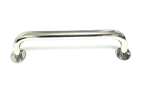 Grab Rail / Handrail 316 Stainless Steel -  450mm 18mm
