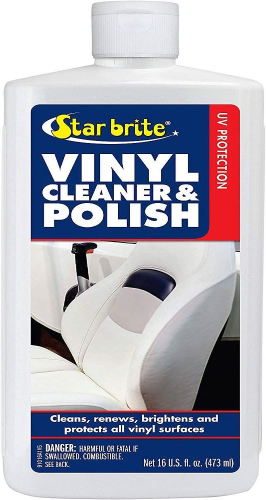 Starbrite Vinyl Cleaner & Polish 473ml