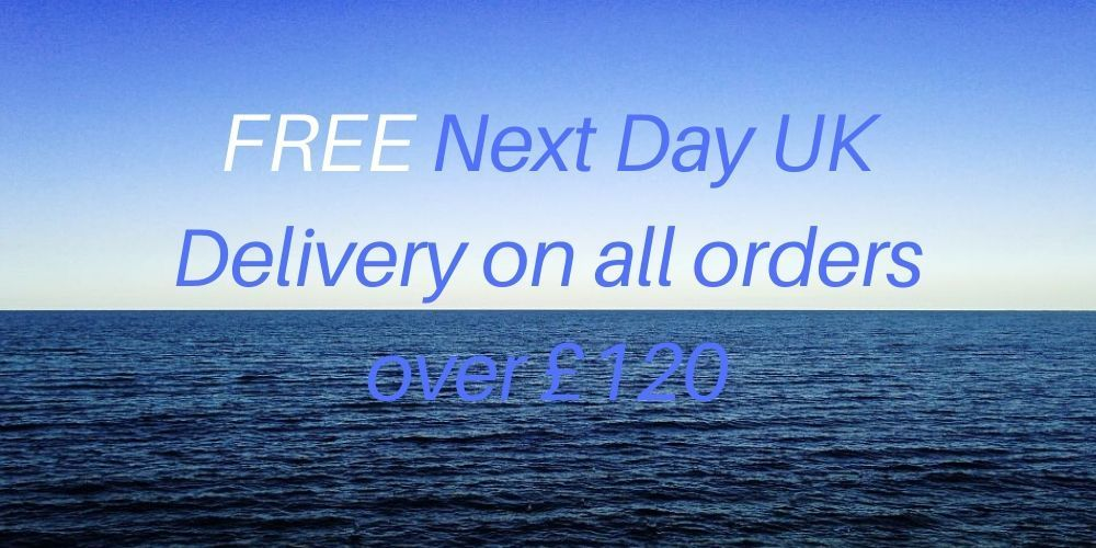 free delivery u00a3120 banner