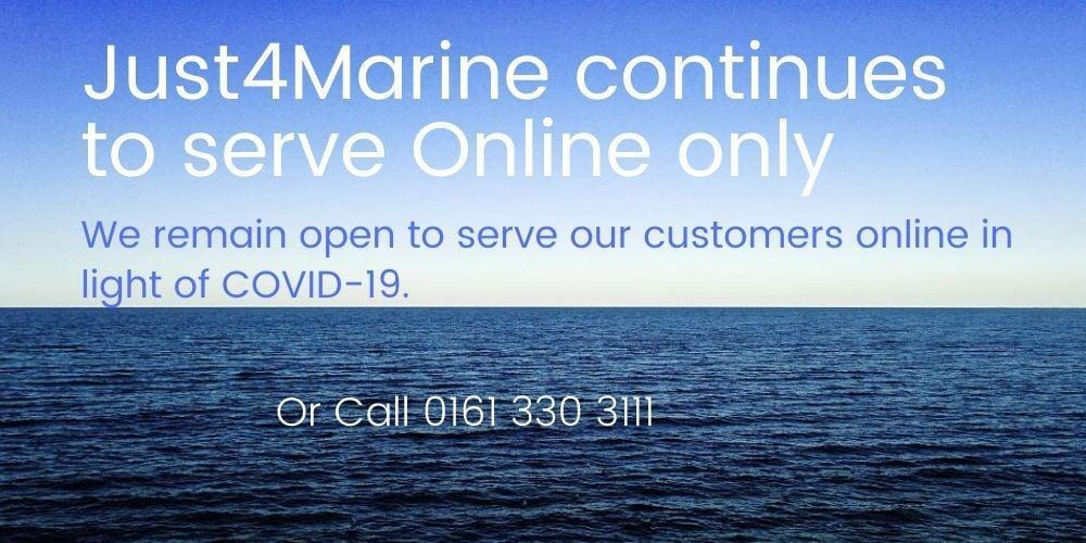 Covid website banner