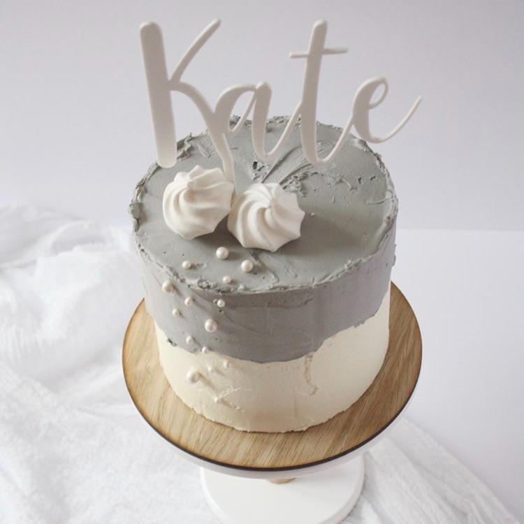 Acrylic Cake Board