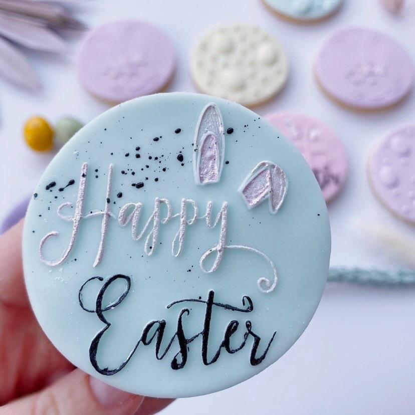 'Happy Easter' Embosser