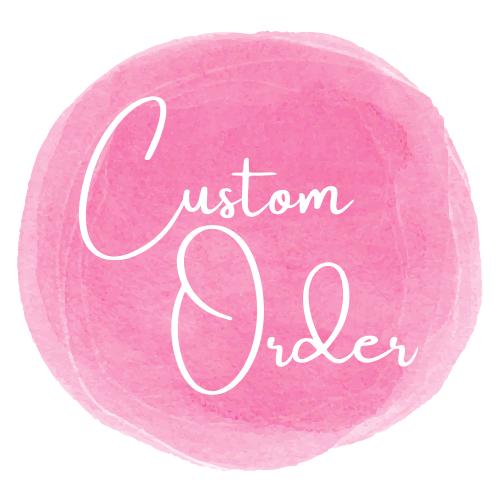 Z- Custom order ONLY - Selection (Roseberry Cakes)