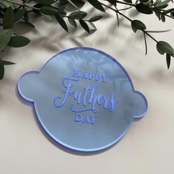 'Happy Father's Day' Embosser