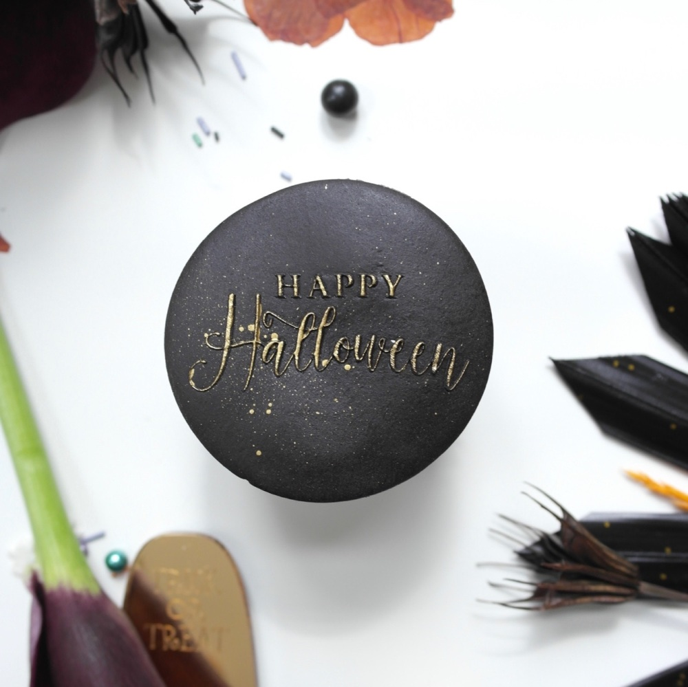 'Happy Halloween' Embosser