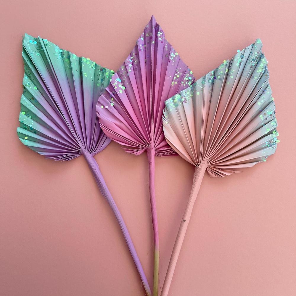 Glitter Spear Palm