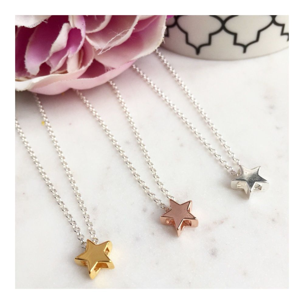 Star Slider Pendant
