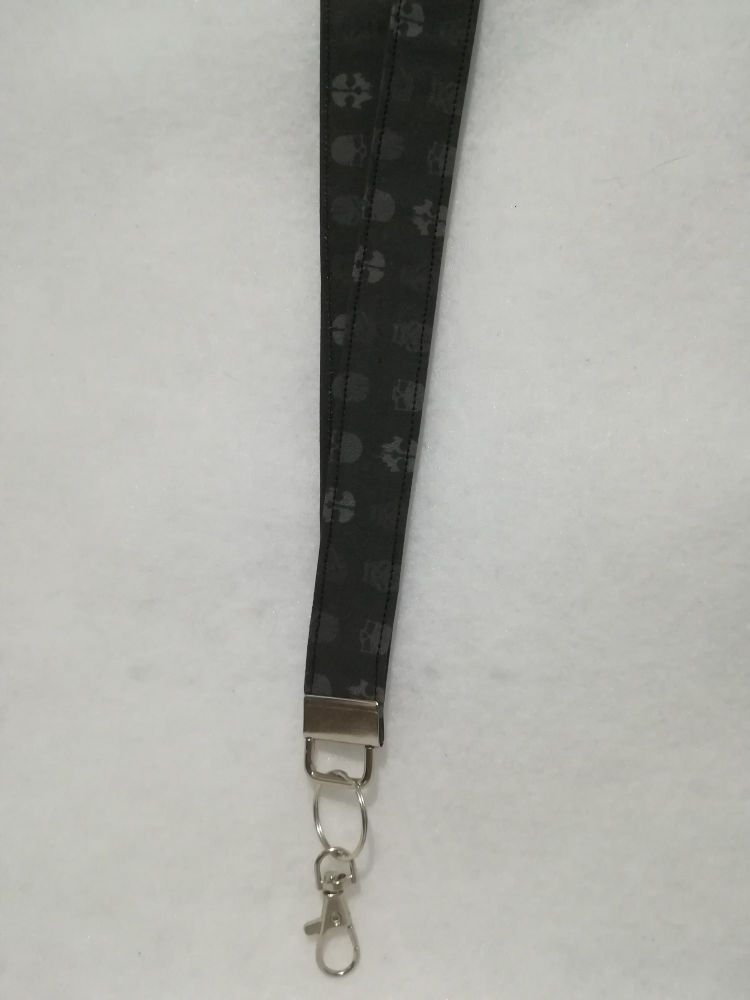 Lanyard Made With Call Of Duty Fabric