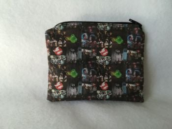 Coin Purse Made With Ghostbusters Fabric