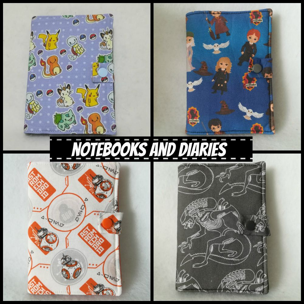 Notebooks and Diaries