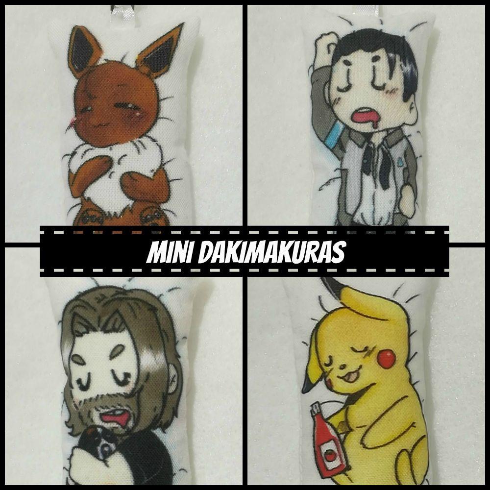Mini Dakimakuras