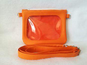 Mini Orange Ita Bag