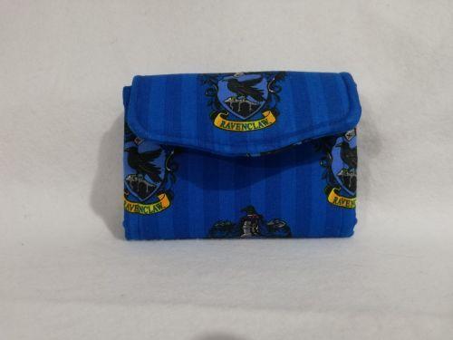 Mini NCW Made With Ravenclaw fabric