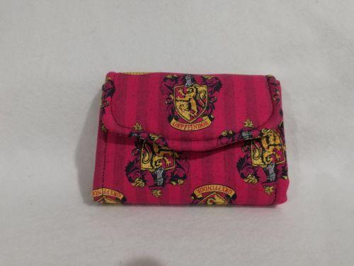 Mini NCW Made With Gryffindor fabric