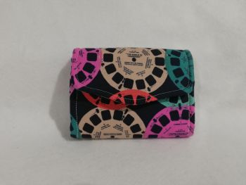 Mini NCW Made With view finder disks fabric