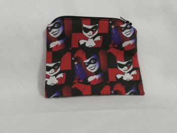 Coin Purse Made With Haley Quinn fabric