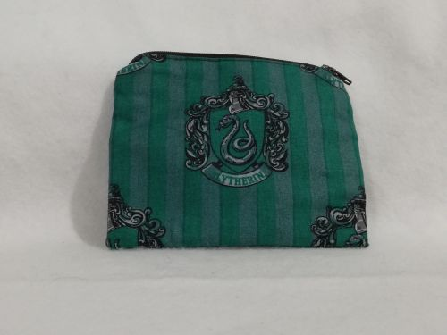 Coin Purse Made With Slytherin fabric