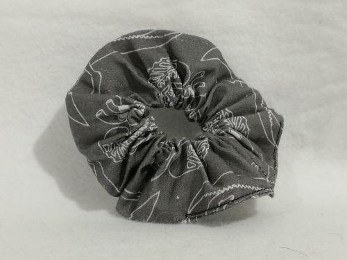 Scrunchie Made With Sherlock Fabric