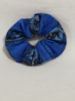 Scrunchie Made With Ravenclaw Fabric