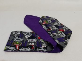 Headscarf made with Vampire fabric