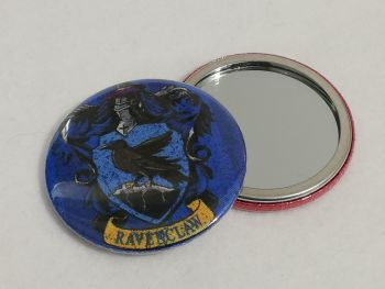 Mirror Made With Ravenclaw fabrics
