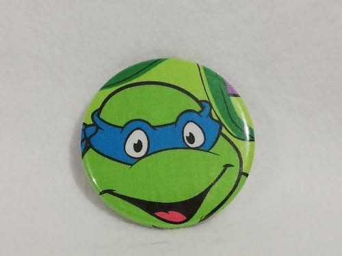 Badge Made With Leonardo Fabric