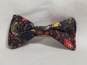 Hair Bow Made With Firefly Fabric