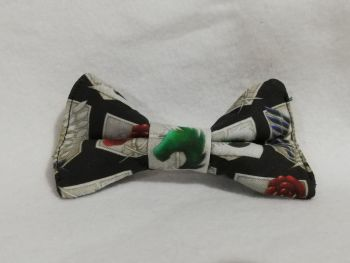 Hair Bow Made With Attack On Titan Fabric