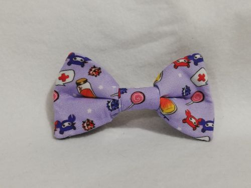 Hair Bow Made With TF2 Fabric