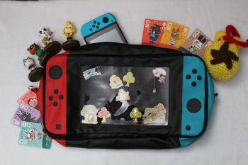 Ita Bag inspired by games console