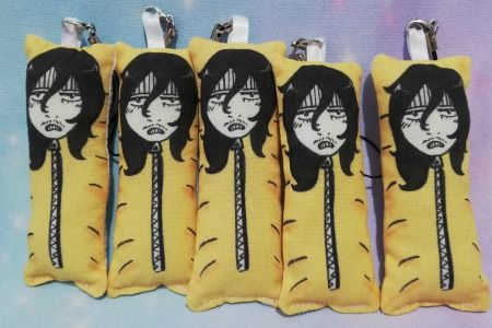 Aizawa / My Hero Academia Inspired Mini Daki