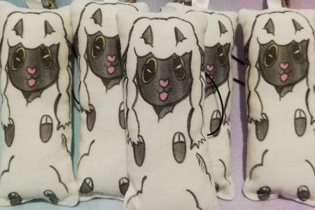 Wooloo / Pokemon Inspired Mini Daki