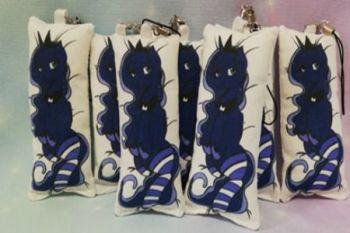 Luna / My Little Pony Inspired Mini Daki