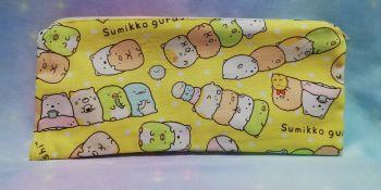 Pencil Case Made With Summikko Gurashi Fabric