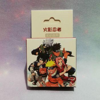 Naruto Narrow Washi Tape