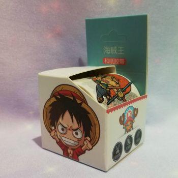 One Piece Wide Washi Tape